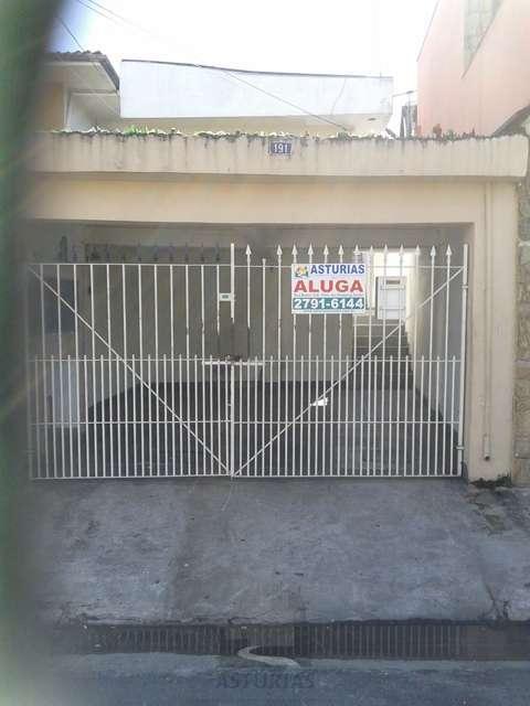 CASA DE FUNDOS PARA ALUGAR VILA BUENO AIRES