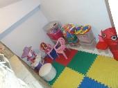 Cômodo de brinquedos