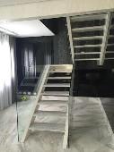 escada acesso superior