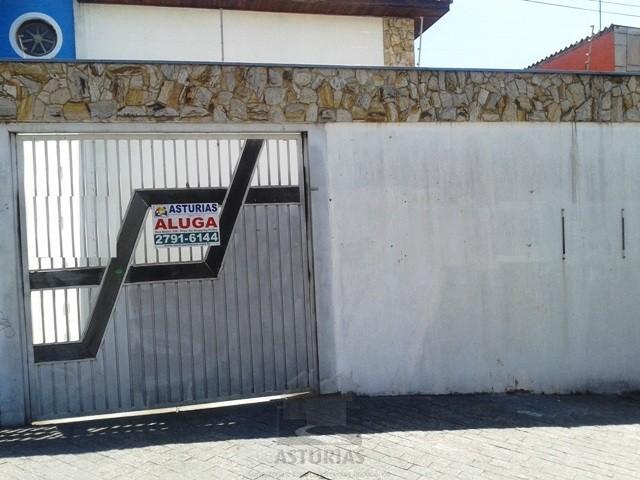 SOBRADO COND. FECHADO P/ ALUGAR NA VILA RÉ
