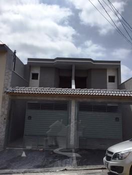 Sobrado frontal á venda na Vila Marieta
