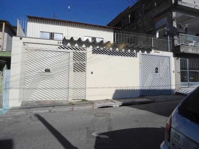 Sobrado á venda na Vila Jacuí Zona leste