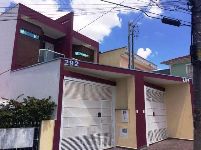 Sobrados Novos á venda na Vila Carrão