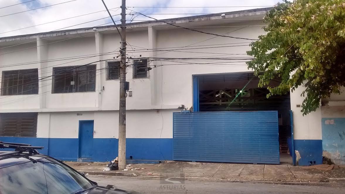 Galpão Tatuapé - Super Bem Localizado