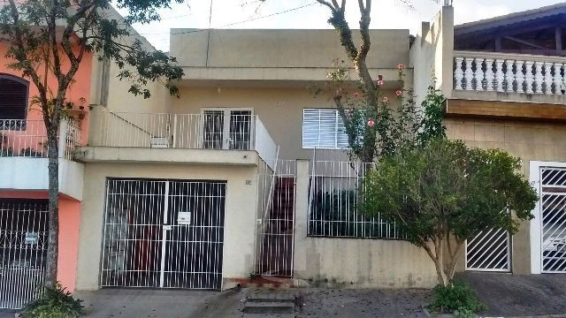 Sobrado para locação na Vila Rui Barbosa