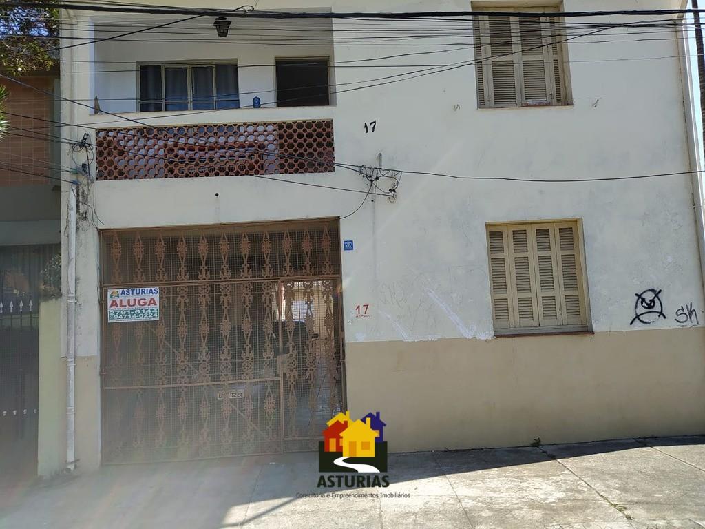 Casa Térrea para locação no Centro da Penha