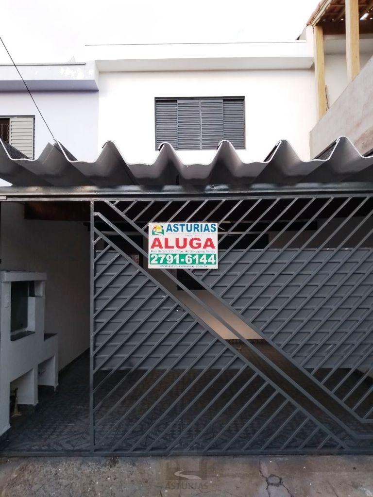 Sobrado para locação Vila Marieta
