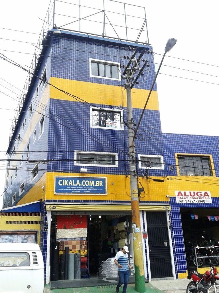 Salão Comercial para Locação Vila Lais
