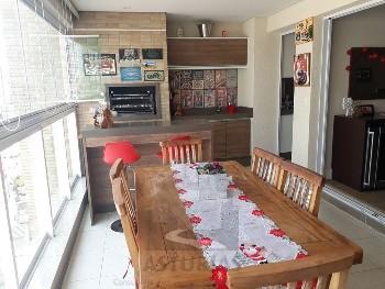 Apartamento C/ Varanda Gourmet - Jd. Anália Franco