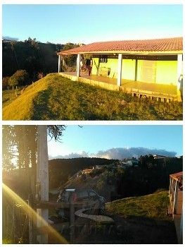 Chácara - Santa Branca - SP