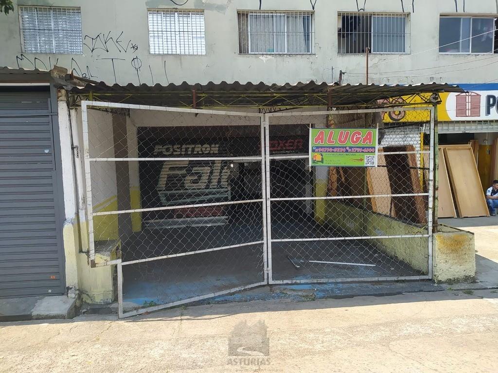 SALÃO COMERCIAL PARA LOCAÇÃO NA AVENIDA  IMPERADOR