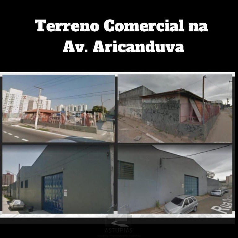 Área de 3000m2 - Av Aricanduva p/ venda ou locação