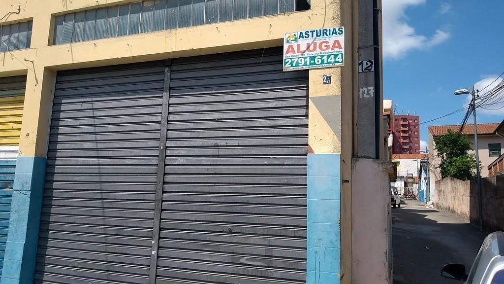 SALÃO COMERCIAL - VILA MARIETA