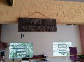 06 - Placa do salão