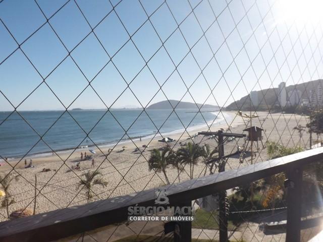Frente para Praia Mansa