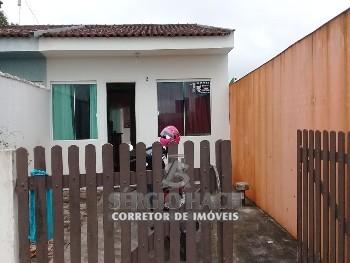 Casa e Alvenária no Bal. Praia Grande