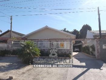 Casa de 5 dormitórios Vila Itibere Paranaguá 640