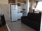 Apartamento de 1 Dormitório Locação temporada