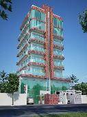 Apartamento com 3 dormitórios em Caiobá