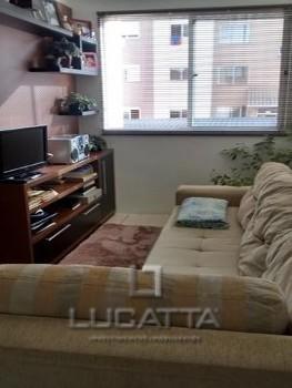 Apartamento semi-mobiliado Villaggio