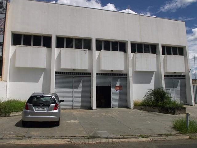 Barracão - Jardim Limeirânea