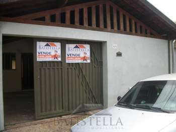 Casa 2 Dormit�rio Venda- Jd. Ipanema Limeira-SP