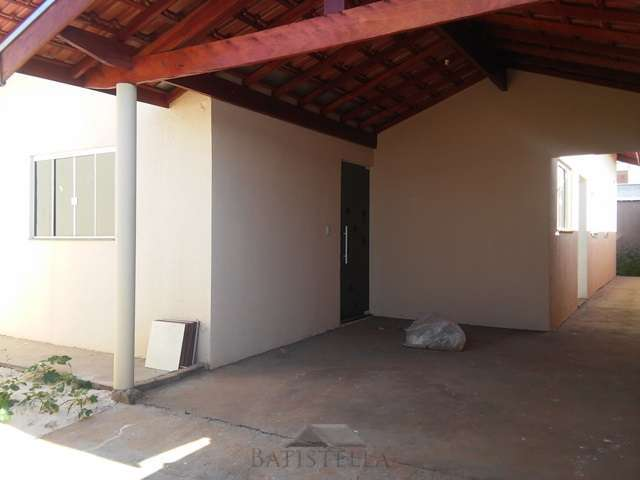 Casa 3 dorm. (sendo 1 suite) Venda Jd. Campo Verde