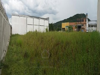 Lotes industriais em Barreiros São José