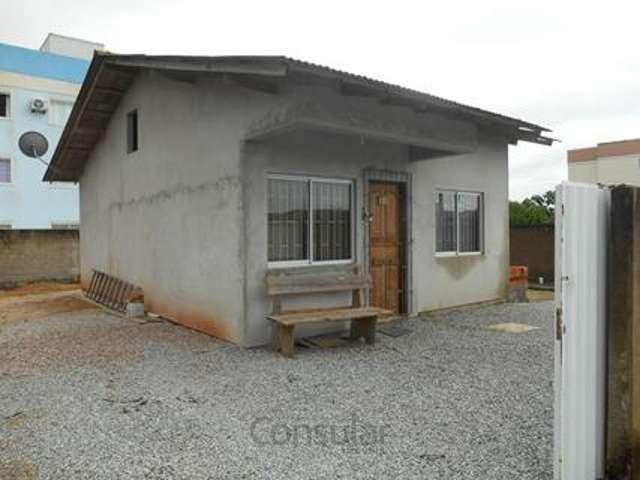 Casa 2 dorm. no Vila Nova - Palhoça