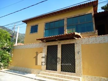 Casa com 2 quartos em Guaratiba