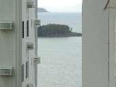 vista lateral dormitorios
