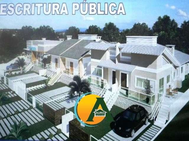 CASAS COM ESCRITURA PUBLICA!!!