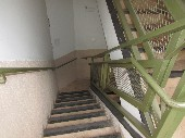 03 escada do prédio