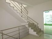 escada acesso quartos