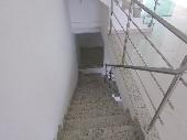 escada acesso cozinha