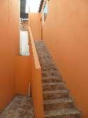 escada acesso apartame