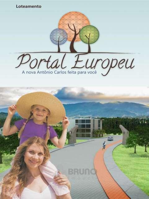 Loteamento PORTAL EUROPEU, A nova Antonio Carlos.
