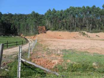 Exelente terreno rural em Antonio Carlos SC....