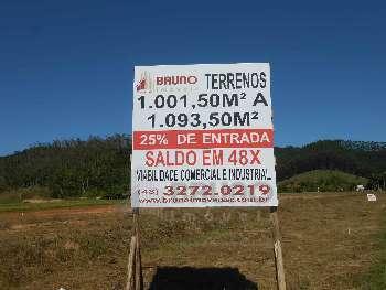 Terrenos comerciais e industriais!!