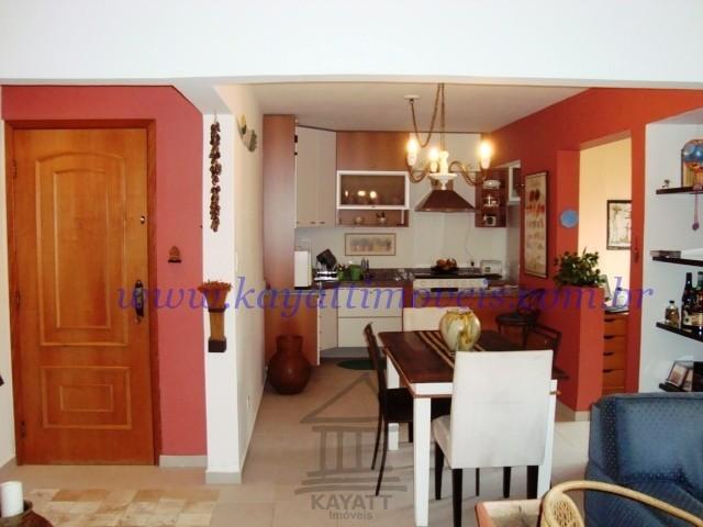 Sala de Jantar/Cozinha America