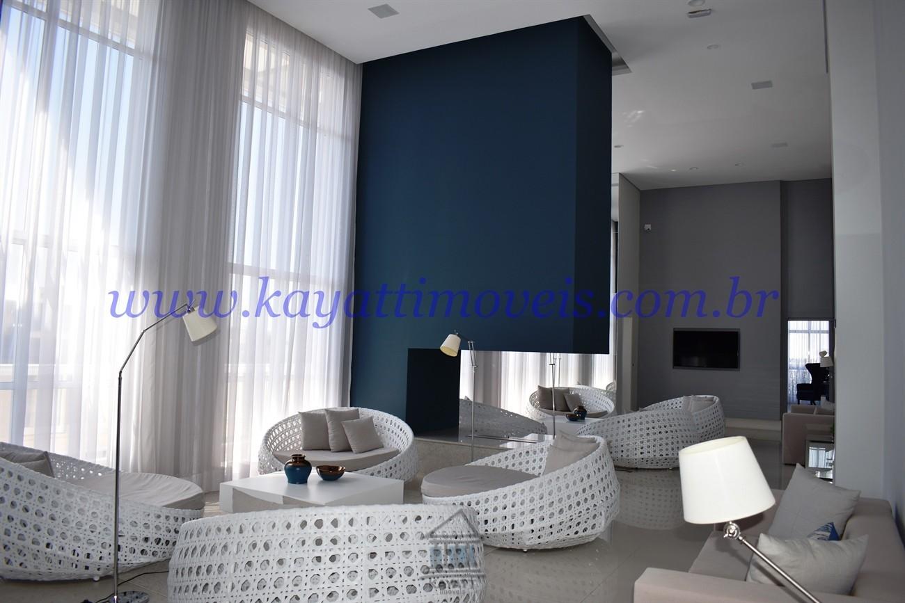 Lounge Lareira