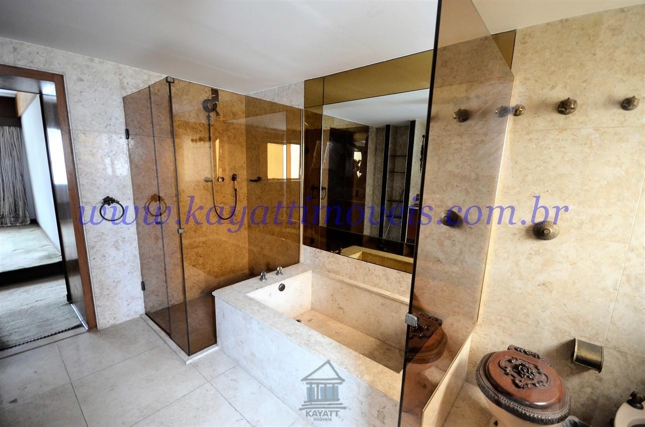 Banheiro da suíte princip