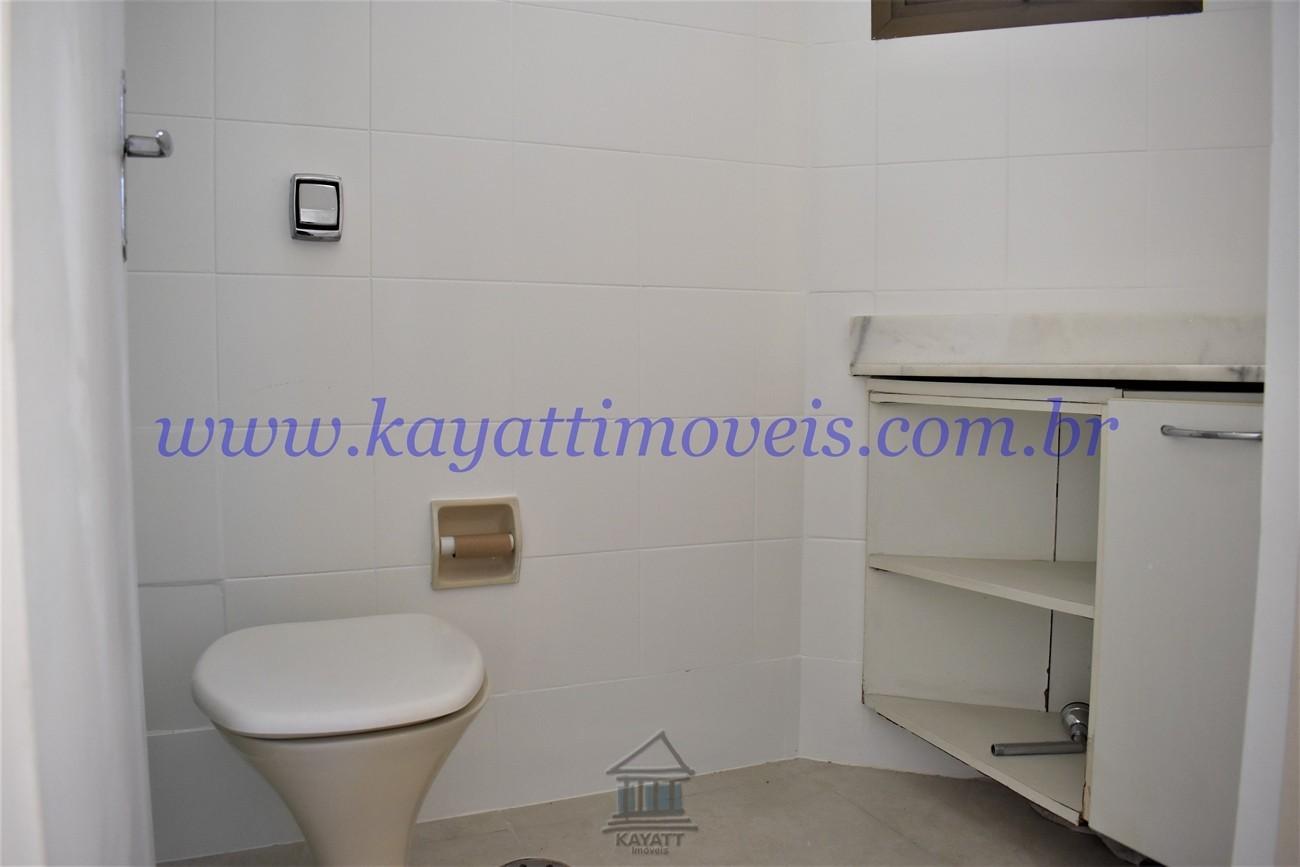 Banheiro/Suíte master