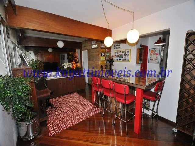 Sala de Jantar e Living