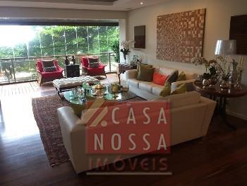 Apartamento para alugar na Praia de São Conrado
