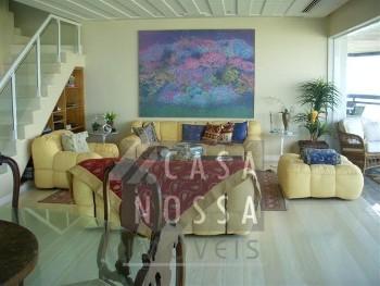 Cobertura à venda em São Conrado – Praia