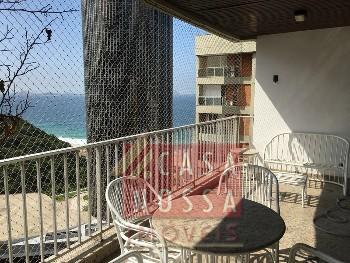 Apartamento frente mar São Conrado