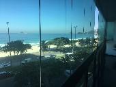 Apartamento todo lindo frontal mar São Conrado