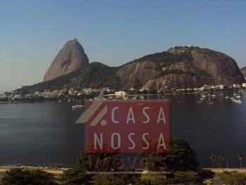 Apartamento 3 quartos com 1 vaga  Flamengo