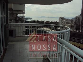 Apartamento 2 quartos sendo 1 suíte em Botafogo